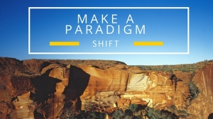 Pardigm shift